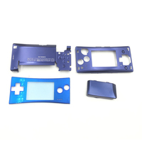Housing Shell Case Set for Game B Micro Aluminum Protective Shell Case for Nintendo Game Console Replacement Cover