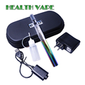 Я Ce4 комплект электронной сигареты 900/1100 мАч большой кейс на молнии Курение кальяна эго батареи Ce4 распылитель эго жидкость Электронные сигареты