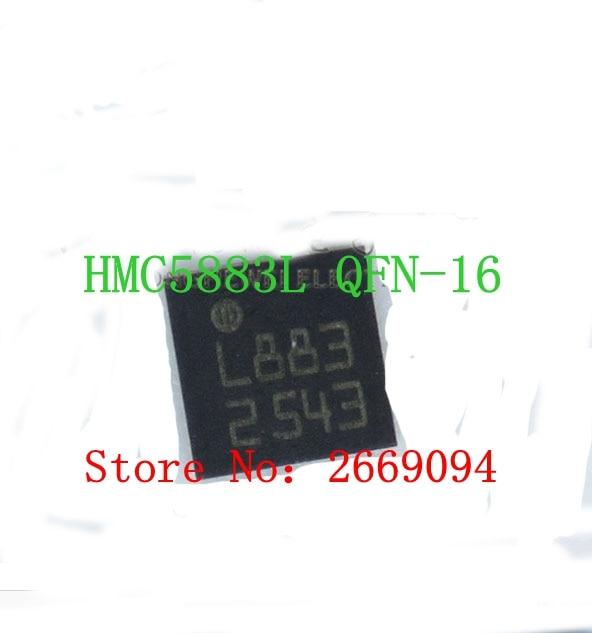 HMC5883L HMC5883 Honeywell COMPASS Triple Axis I2C LCC-16