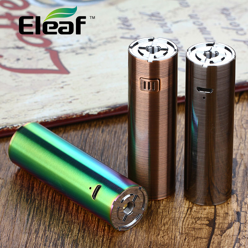 Original Eleaf IJust S Battery New Colors 3000mAh Battery Dual Circuit Protection Electronic Cigarette Vape Battery Long Life