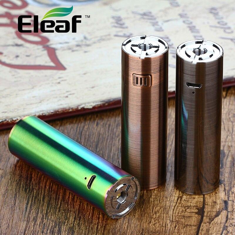 Original Eleaf iJust S battery New Colors 3000mAh Battery Dual Circuit Protection Electronic Cigarette Vape Battery Long Life