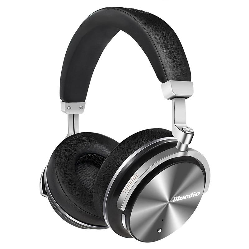 Original Bluedio T4S active noise cancelling wireless Bluetooth headphones on ear portale headphone for xiaomi android phone bluedio t4s headphone active noise cancelling over ear swiveling wireless bluetooth headphones with mic