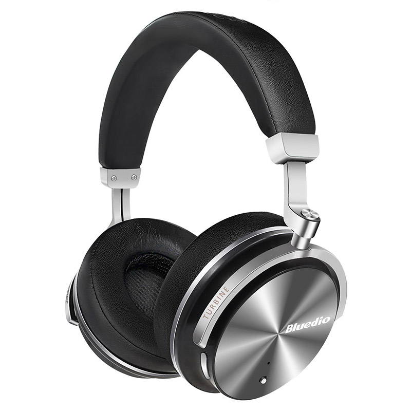 Original Bluedio T4S aktive noise cancelling wireless Bluetooth kopfhörer auf ohr portale kopfhörer für xiaomi android telefon