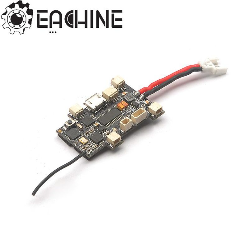 цены Newest Eachine BAT QX105 Spare Parts AIOF3PRO_Brushed Flight Control Board Built-in OSD Receiver