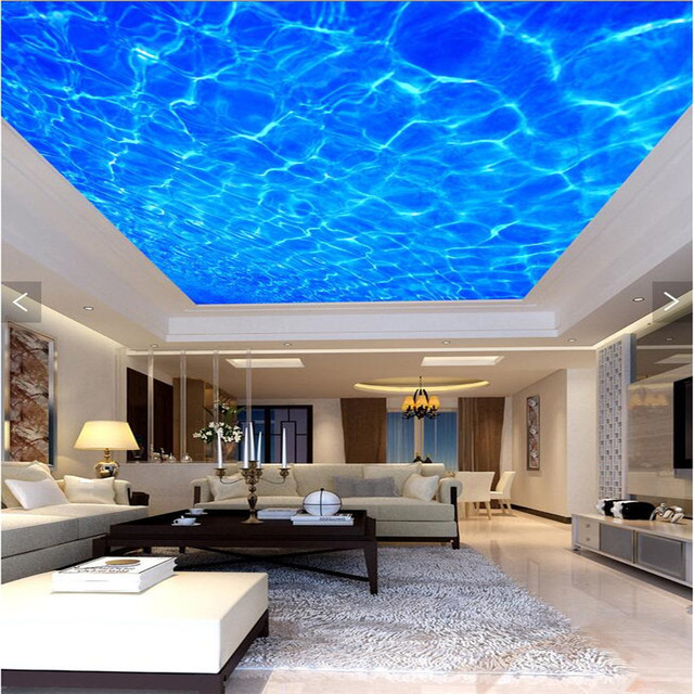 sea blue living room ceiling wallpapersea wallpaper driverlayer search engine 12906