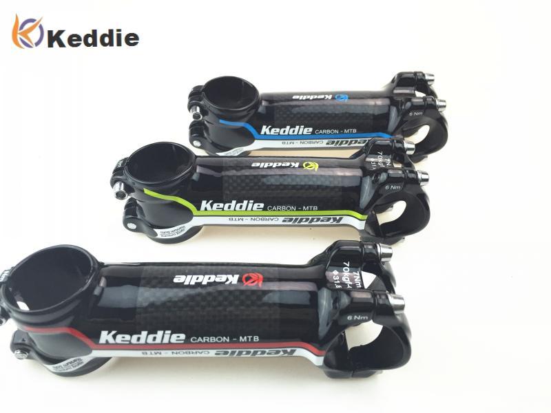 새로운 Keddie 탄소 줄기 / MTB 자전거 줄기 mtb 줄기 탄소 섬유 31.8mm 다수 색깔 줄기