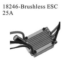 HSP RC автомобилей pro. Запасных частей бесщеточный ESC 25A для HSP 1/16 Багги 94185PRO, 94186PRO (№ 18246)