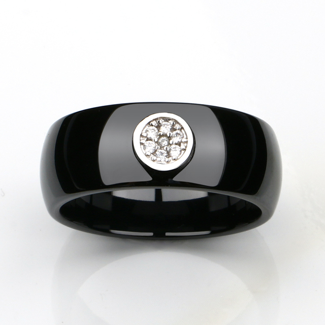 Ceramic Ring for Women