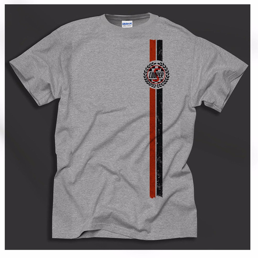Gt86 design t shirts men s t shirt - 2017 New 100 Cotton T Shirts Men T Shirt Design Mini Cooper S Bmc Rally Monte Carlo Cult Classic Car Retro T Shirt Design