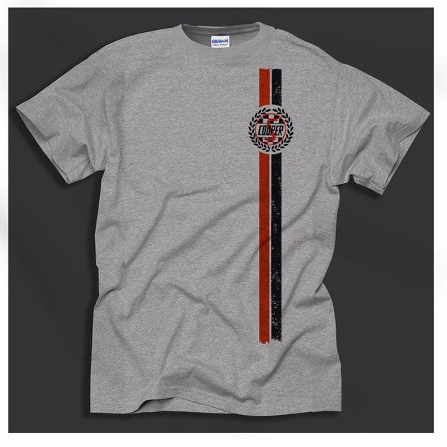 e5ee4e3d 2019 New 100% Cotton T-Shirts Men t shirt design Hot Cooper S Rally Monte  Carlo Cult Classic Car Retro t-shirt design