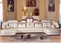 Европейский стиль диван сочетание простой гостиной и квартиры макет простой европейский классический диван