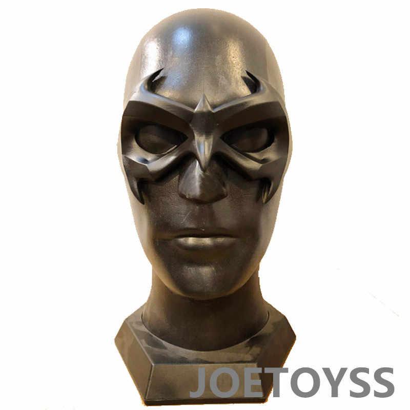 Nuevo y murciélagos para hombre Superman máscara Cosplay Halloween Nightwing prop