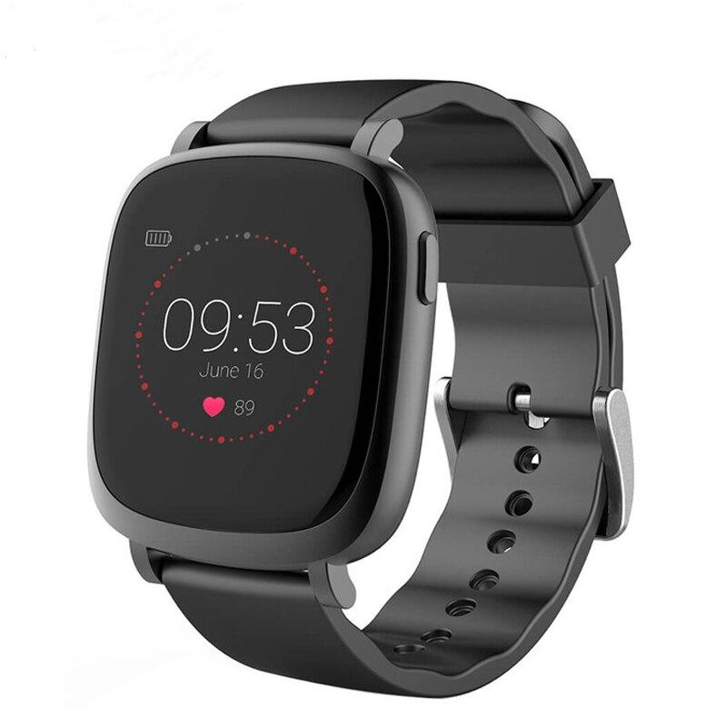 Nouvelle Montre Smart Watch L42A Bluetooth Bracelet Moniteur de Fréquence Cardiaque Sport montre TFT LCD Écran Intelligent Montre-Bracelet pour Apple Android Téléphone