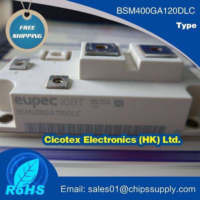 BSM400GA120DLC 400GA120 IGBT MODULEBSM400GA120DLC 400GA120 IGBT MODULE