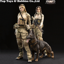 цена на VERYCOOL 1/6 A-TACS FG Double Women Soldier JENNER Figure VCF-2037 A/B/C Female Doll