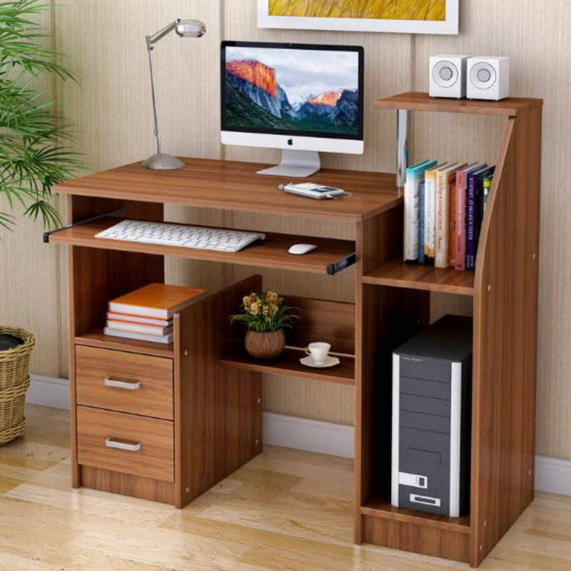 Office Furniture Search For Flights 250328/thickened Panel/laptop Desk /fold Lazy/simple/study Desk/bed Computer Desk /non-slip Sponge Foot/thickened Steel Pipe Furniture