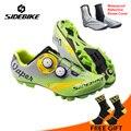 SIDEBIKE, обувь для горного велосипеда, самофиксирующаяся, обувь для велосипеда, профессиональная обувь для велоспорта, sapatilha ciclismo mtb