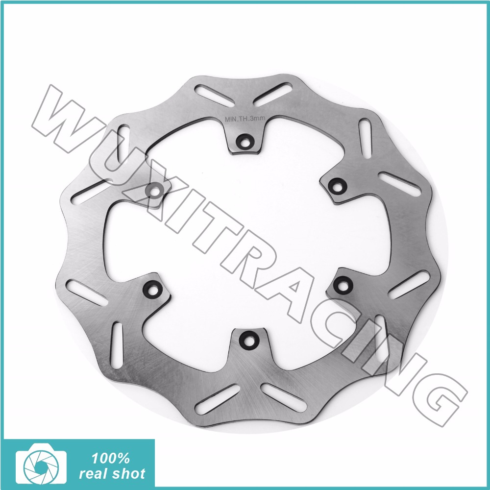 Front Brake Disc Rotor for KTM 450 500 505 520 525 530 540600 620 625 EXC F sixdays EGS SXS MXC XC W SX F LC4 94-16 motorcycle front and rear brake pads for ktm exc r450 2008 sx f 450 usd 2003 2008 xc f xcr w 450 2008 black brake disc pad