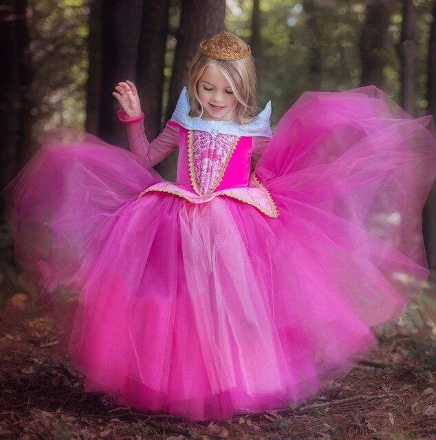 2017 Nueva Princesa de La Muchacha Vestido de Fiesta de Baile de ...