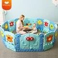 HDPE детский игровой забор 22 шт. большой игровой забор Детская безопасность в помещении семья малыш бар игра защитный ограждение игрушка