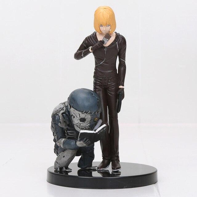 6pcs/lot Death Note L Killer PVC Action Figures Toy