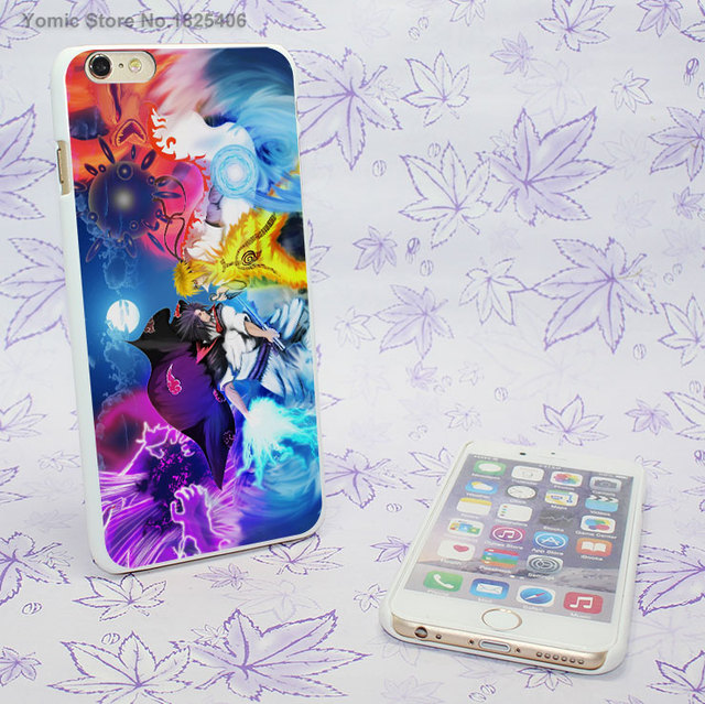 Naruto Phone Case for iPhone 6 6s Plus 7 7Plus SE 5 5s 5c – 05
