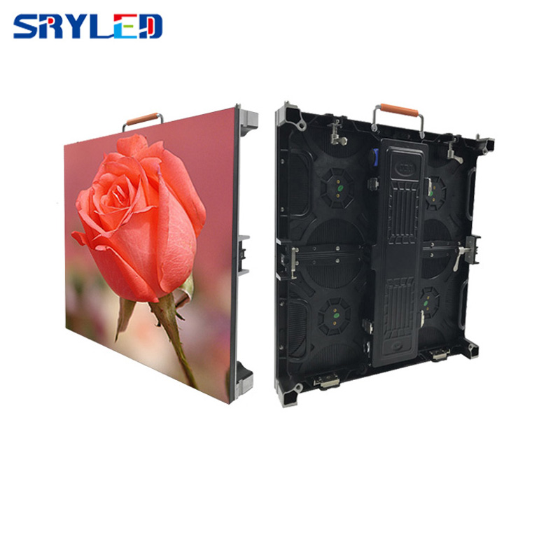 P4.81 Pubblicità Esterna Display A LED RGB LED Display Panel Full Color Schermo LED