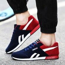 Nuevas Llegadas de Los Hombres Zapatos Para Correr Transpirable Zapatos Deportivos Azules Zapatillas de Deporte Al Aire Libre Resistente al Desgaste 8863
