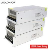 Lighting Transformers Ac 220V to Dc Constant Voltage 12V 24V 48V Full Power 1000W Transformer Power Supply for Led Lighting