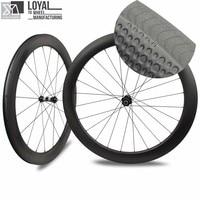 high TG carbon fiber Golf dimple rims 58mm*25mm carbon dimple rims 700c carbon road wheels clincher type