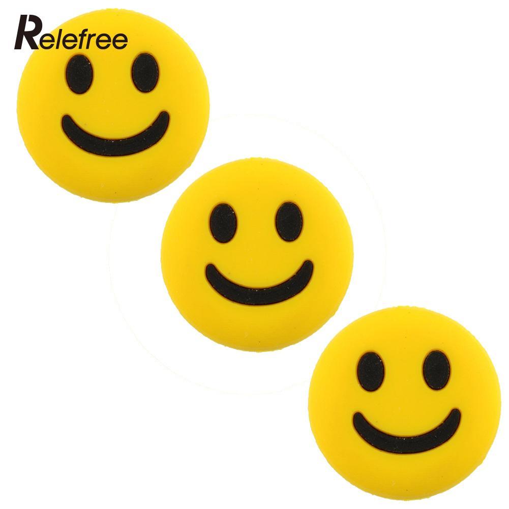 169 Mini 3pcs Silicone Rubber ⑥ Smile Smile Smiling Face