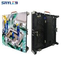 Die casting aluminum indoor /Outdoor rental led display screen p3.91 , p4.81 , p5.95 , p6.25 smd