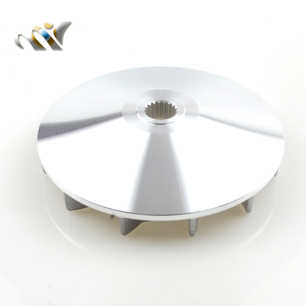 MOFO CAIZHUANGSHI Variator Fan for 4 stroke Air Cooled Scooter Moped ATV QUAD GY6 125 GY6 150 cc 152QMI 157QMJ Variator Sheave