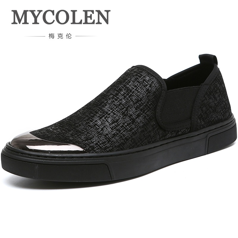 MYCOLEN 2018 Casual Loafers Shoes Men Flats Beach Breathable Men Casual Light Soft Male Slip-On Shoes Zapatilla Hombre 2017 wholesale hot breathable mesh man casual shoes flats drive casual shoes men shoes zapatillas deportivas hombre mujer
