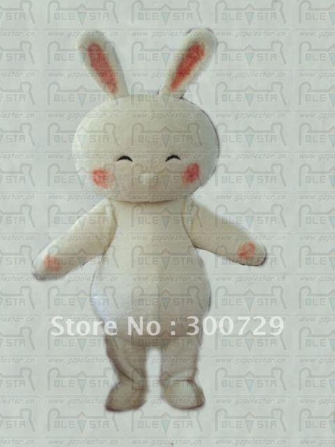character rabbit mascot costumes