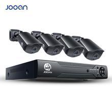 JOOAN 8CH 1080N CCTV DVR ホームセキュリティカメラシステム 1080 1080p 防水屋外ビデオ監視キット videosorveglianza