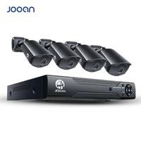 JOOAN 8CH 1080N CCTV DVR домашняя камера безопасности Система 1080 p водонепроницаемый комплект наружного видеонаблюдения