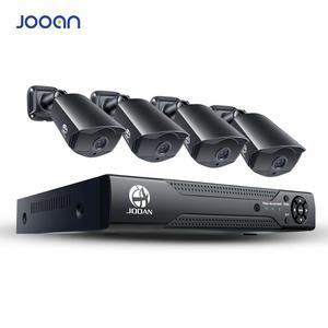 Image 1 - Jooan 8ch 1080n cctv dvr 홈 보안 카메라 시스템 1080p 방수 야외 비디오 감시 키트 videosorveglianza