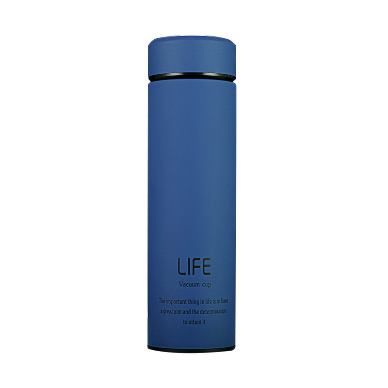 HTB1esS4VPDpK1RjSZFrq6y78VXaD 500ML Hot Water Thermos Tea Vacuum Flask With Filter Stainless Steel 304 Sport Thermal Cup Coffee Mug Tea Bottle Office Business