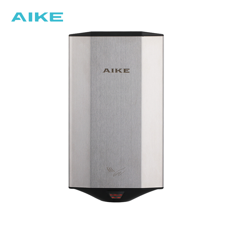 Home Appliances Enthusiastic Aike Mini Stainless Steel 304 Fully Automatic Induction Colorful Strong High Speed Hand Dryer Machine Ak2807 Be Novel In Design Household Appliances