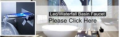 Bacia banheiro Sink Mixer Água Quente e