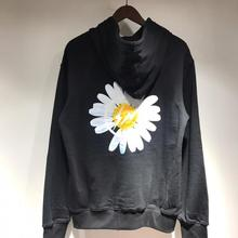 Peaceminusone Fragment Hoodies Men Women Oversized Streetwear Chrysanthemum Lightning Sweatshirts Hoodie