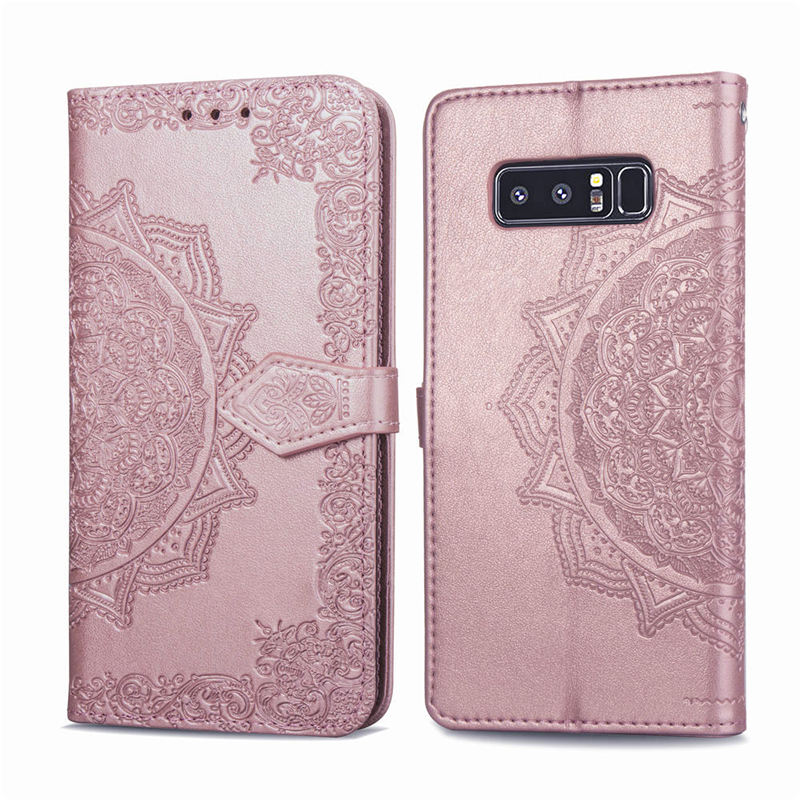 Note 8 Case For Samsung Galaxy Note 9 Case Flip Wallet Cover Coque Samsung S9 S8 Note 9 8 Case Leather Flip Phone Bags