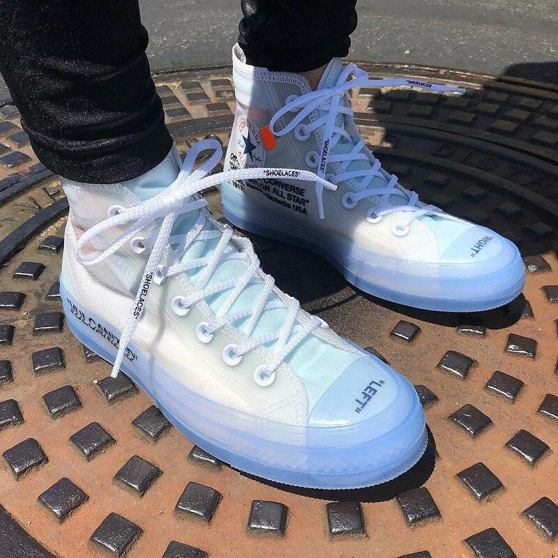 all star vintage sapatos novos homens e