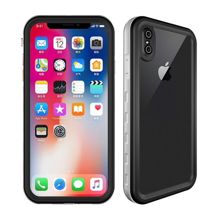 360 Full Protect For Iphone X Xs Max Xr Case Shockproof Phone Cover For Iphone 11 Pro 6S 7 8 Plus Cases Waterproof Dust Proof