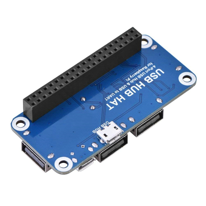 3B // Zero W USB Zu UART Onboard Adapters 4 Ports Hub Für Raspberry Pi 3B