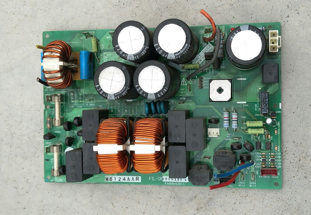 FIL-CR485GXH8 1FA4B1B094300-0 USED Good Working