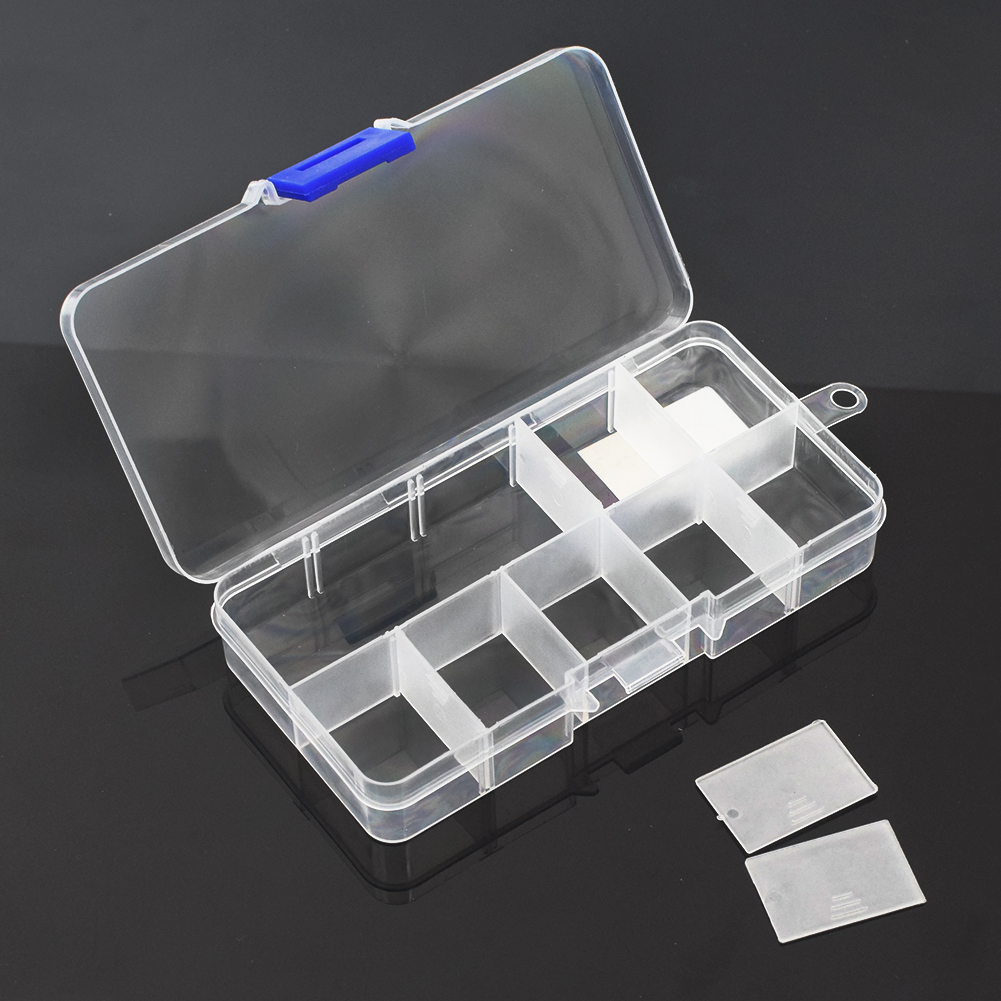 3pcs Bobbins Case Multifunction Storage Box Sewing Machine Bobbin Box for Store
