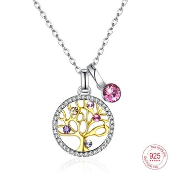 166c98e9b0a8 Pulsera de flor de cristal austríaco chapada en oro de manzana roja para  joyería de mujer