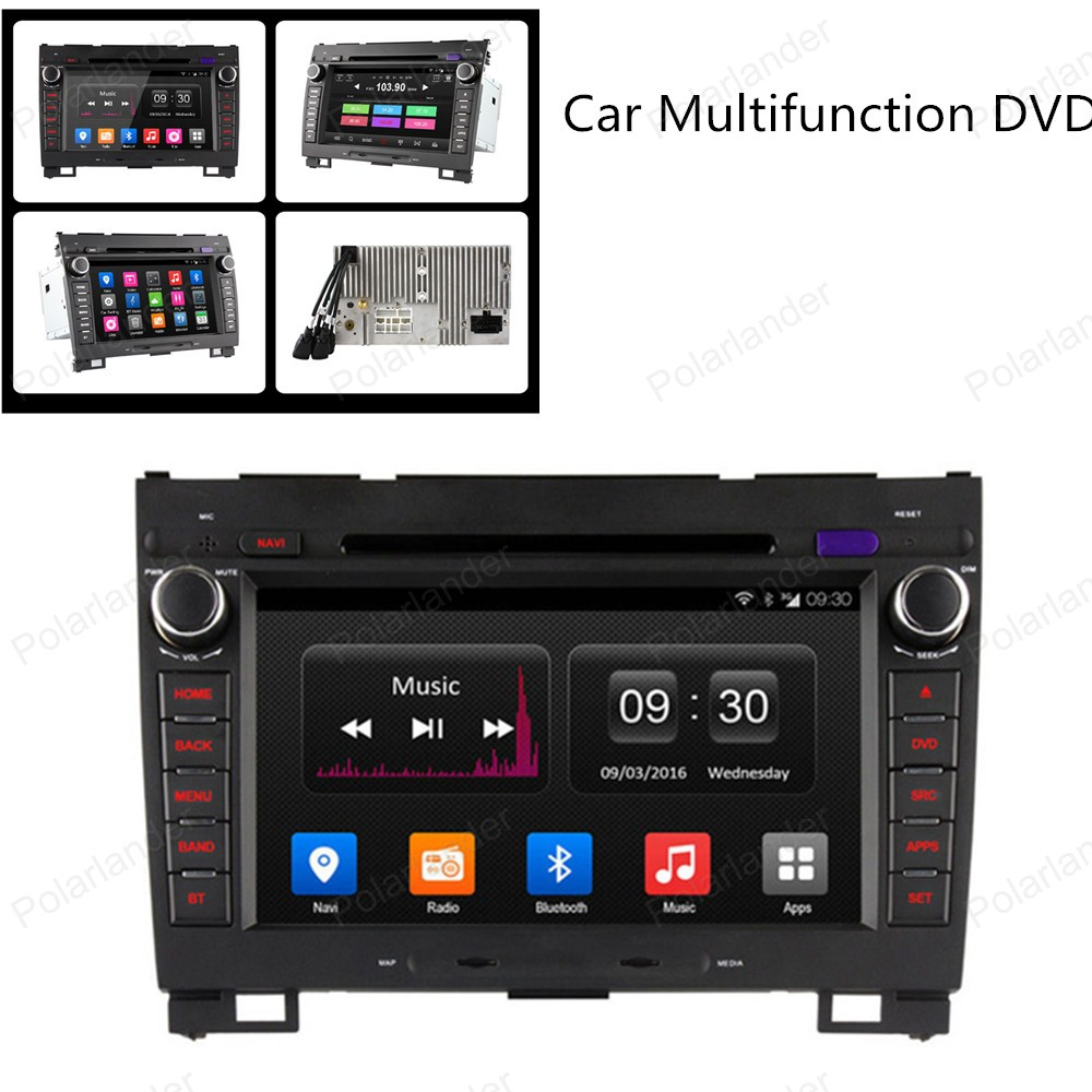 2 din Android 4 4 Car DVD player for Greatwall h3 h5 hover GPS Navi support